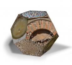 Dodekalender Maurische Ornamente 2018 - Juli